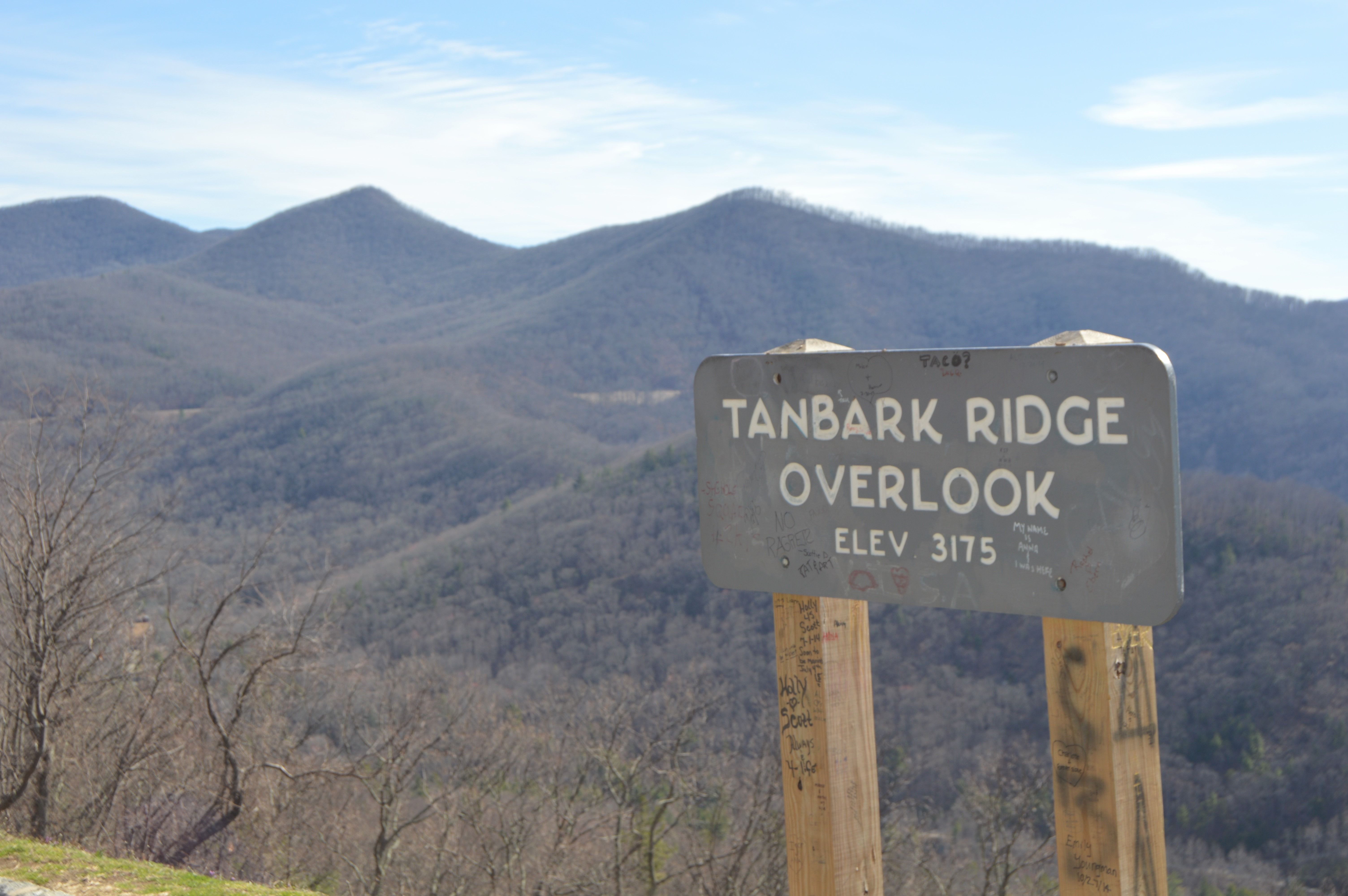 Asheville and the Blue Ridge Parkway with kids