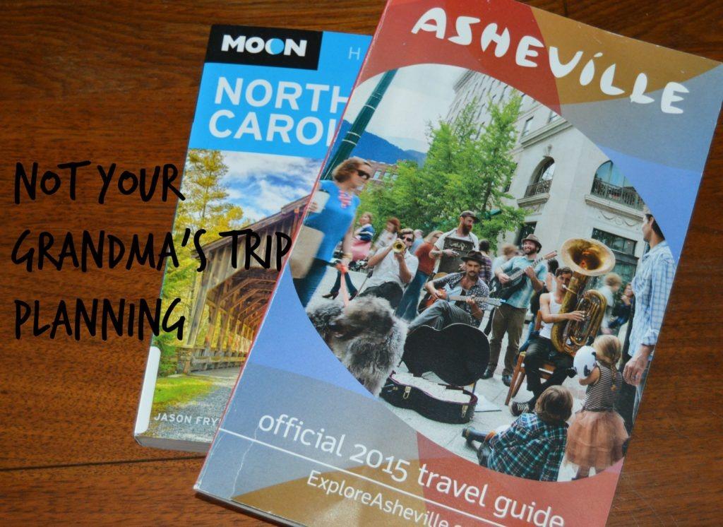 title blog trip plan