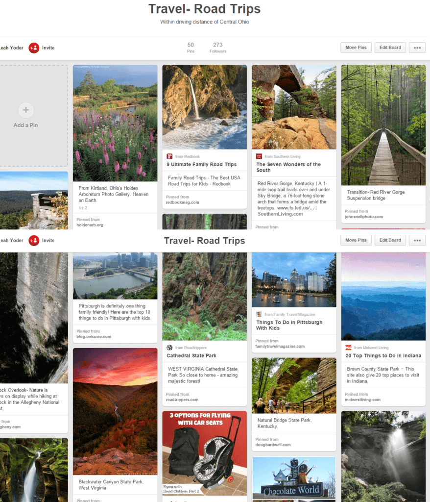 1  Travel  Road Trips on Pinterest   50 Pins