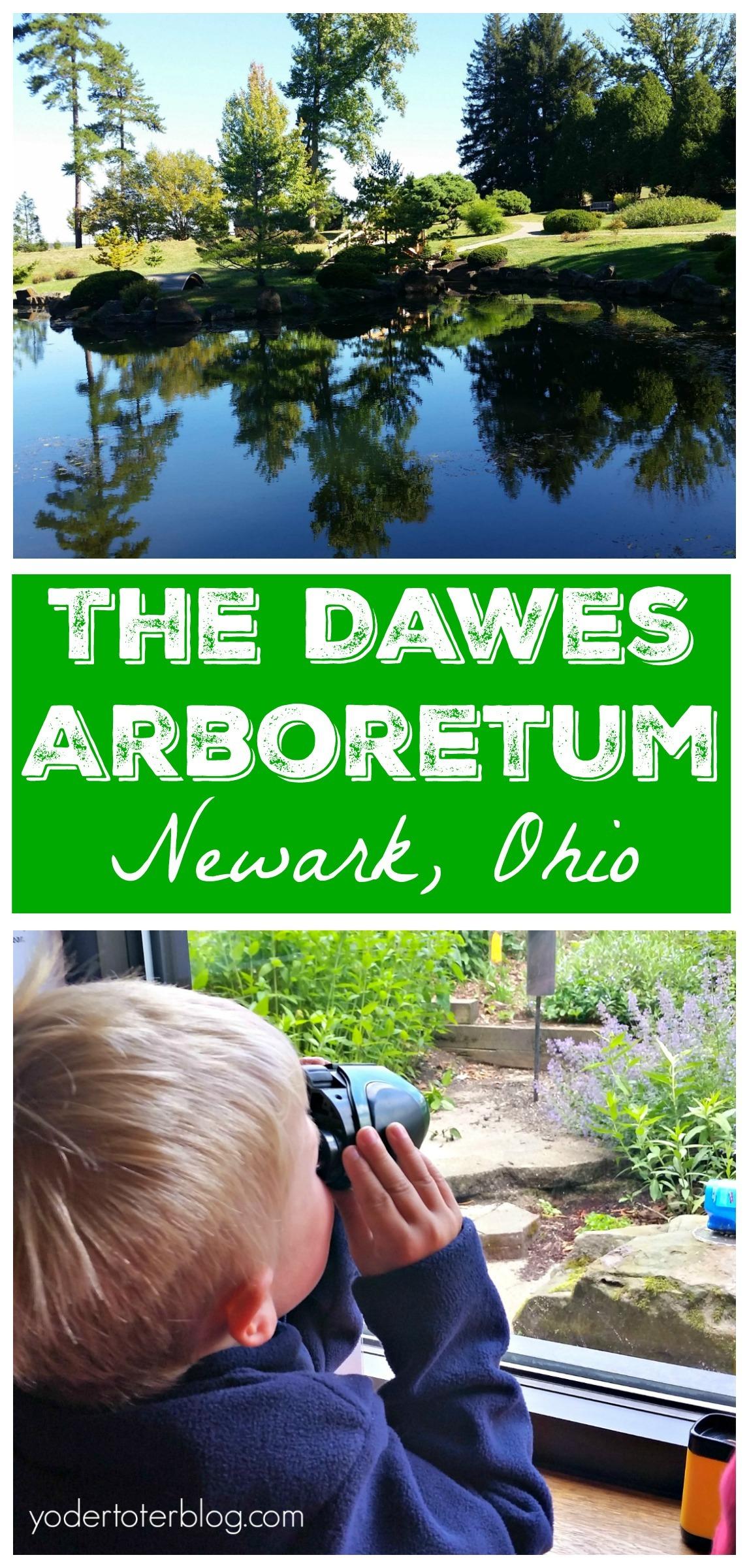 The Dawes Arboretum- Newark, Ohio