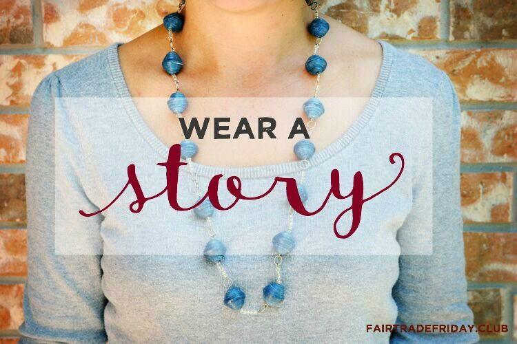 wear a story
