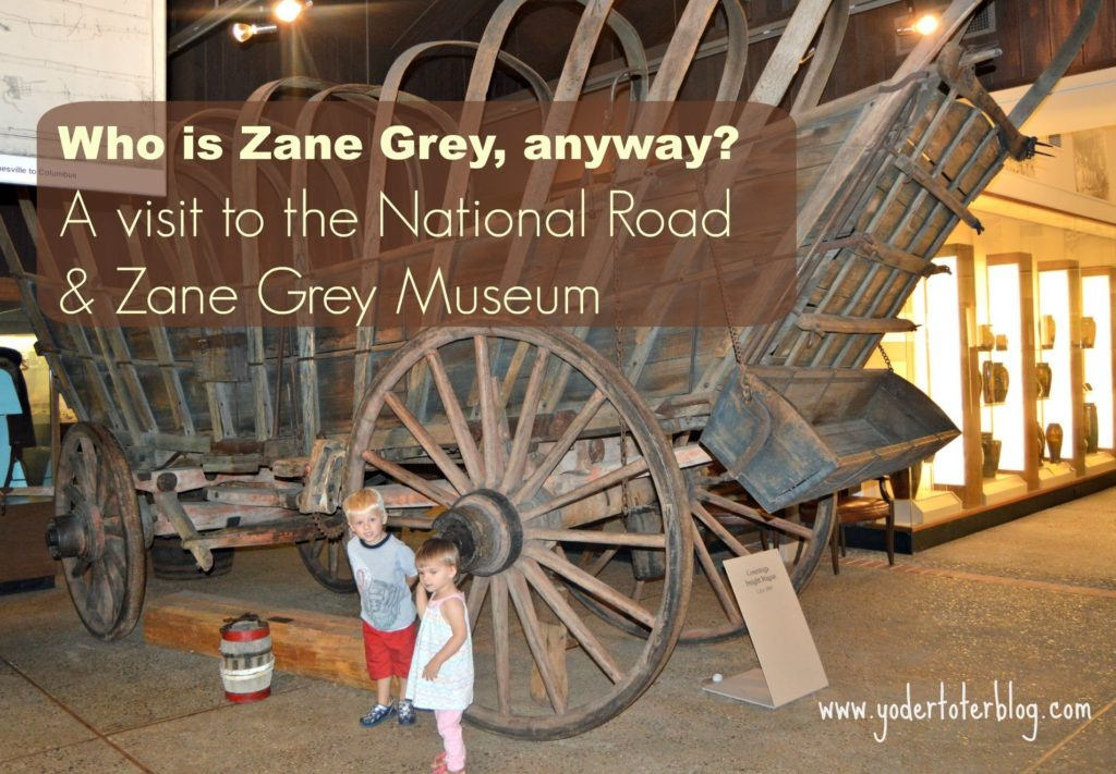 National Road Zane Grey Museum