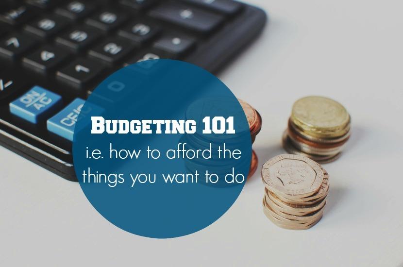 budgeting header