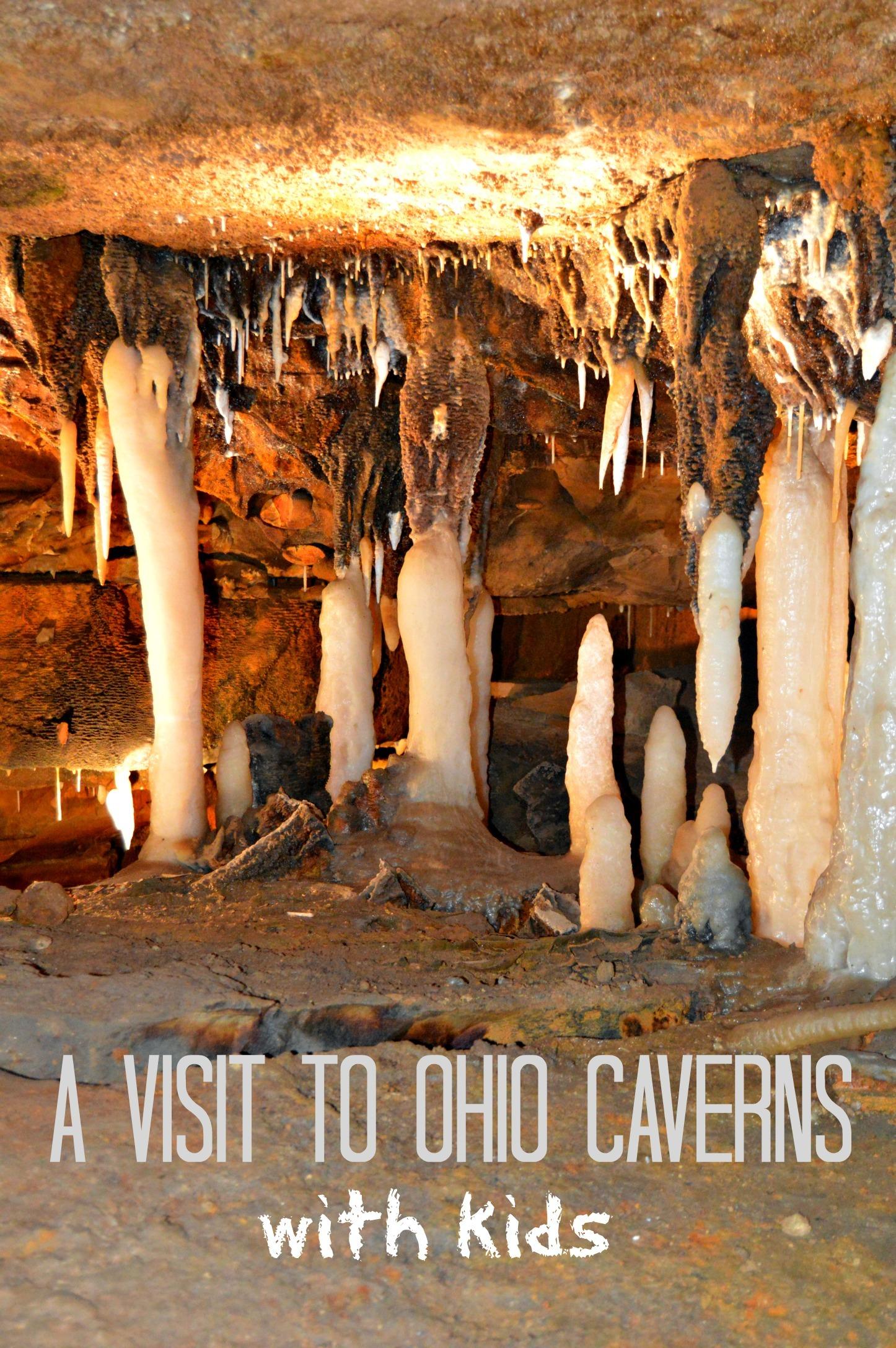 Ohio Caverns Header- yodertoterblog