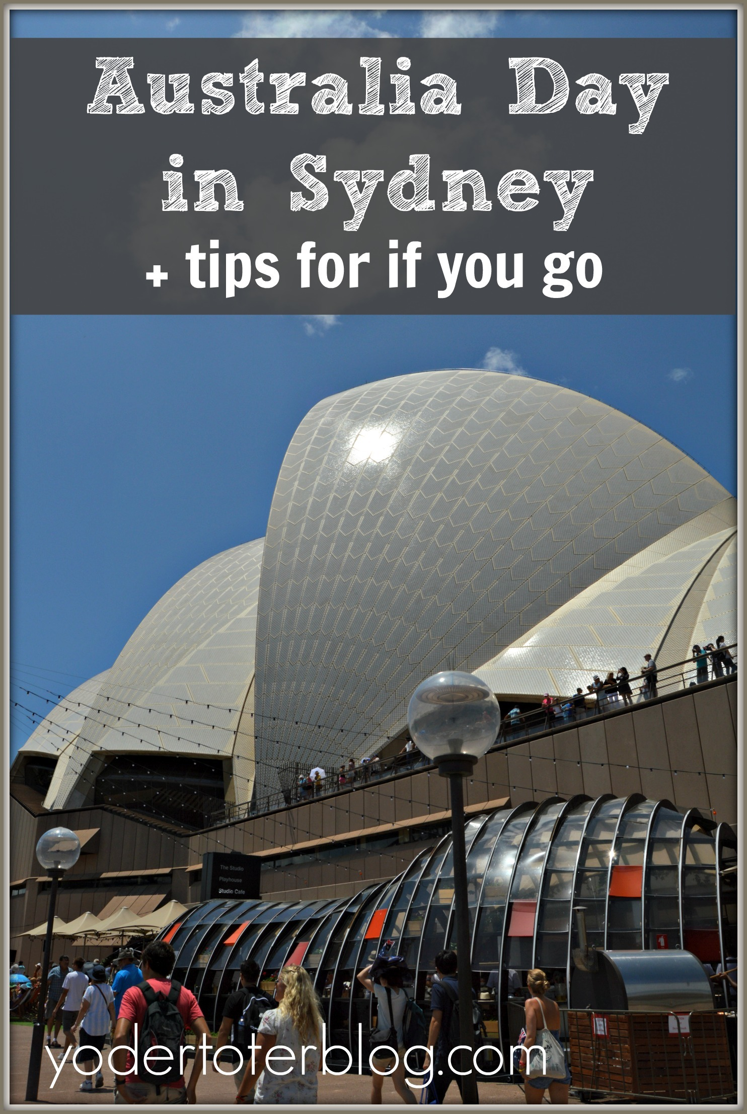 Australia Day in Sydney.  Tips for if you go!  Traveling with small children to Australia Day.