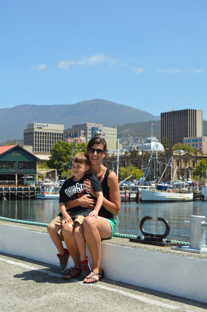 Hobart City Travel Guide with kids