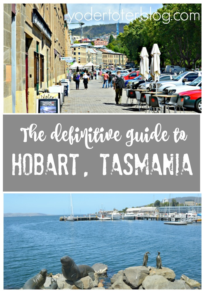 City Travel Guide: Hobart with Kids. What to do, where to stay, and how to get there. Included is a recommended walking tour.
