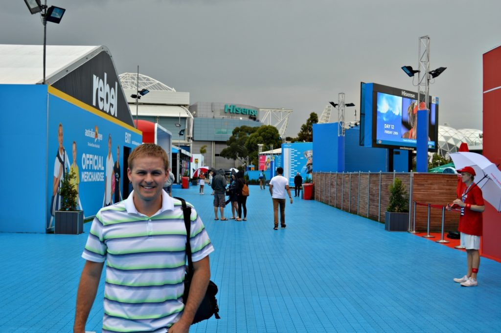 The Australian Open- Family- friendly Melbourne