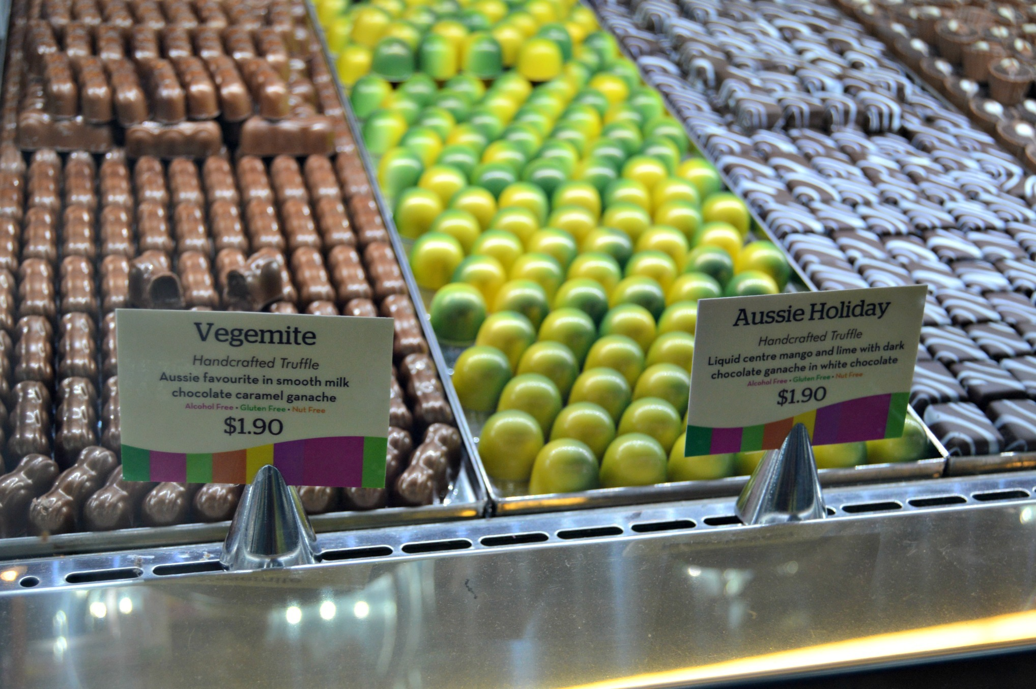 Yarra Valley Chocolaterie - day trip from Melbourne