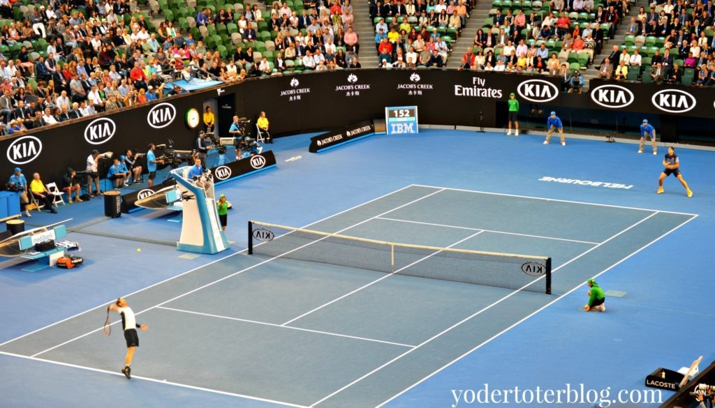 The Australian Open - Family-friendly Melbourne- day trips and tips for if you go.