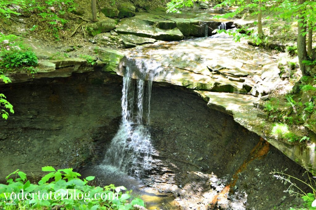 Blue Hen Falls, Cuyahoga Valley National Park