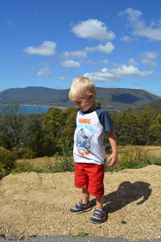 Road trip to Port Arthur, Tasmania