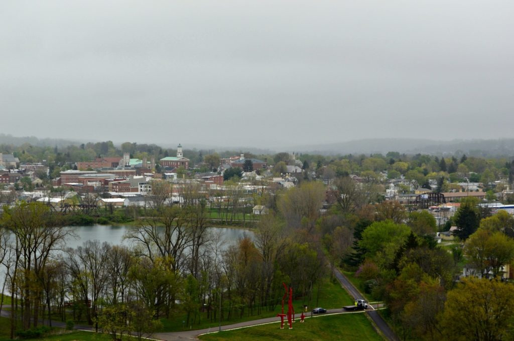 Visiting Knox County, Ohio - View of Mount Vernon, Ohio
