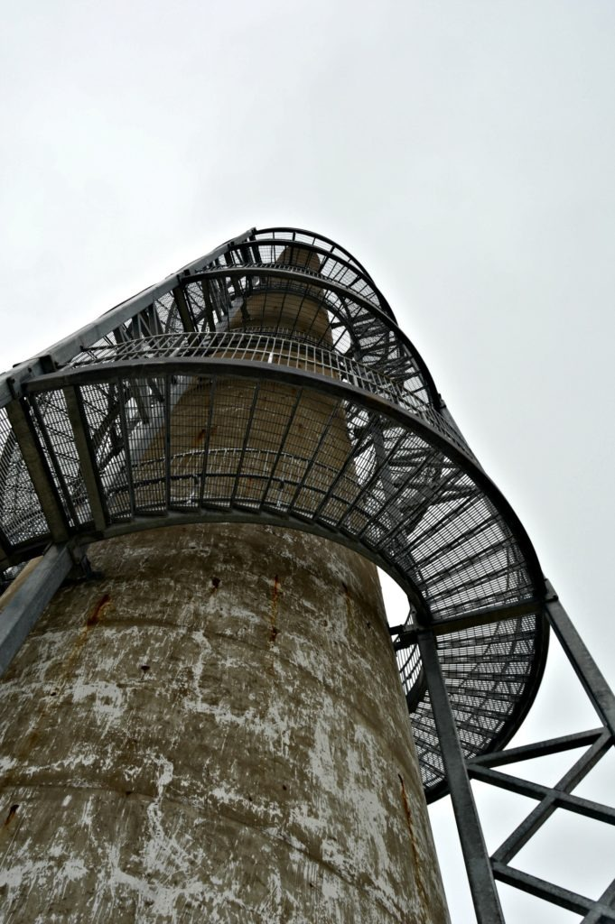 Visiting Knox County, Ohio - the tower at Ariel-Foundation Park