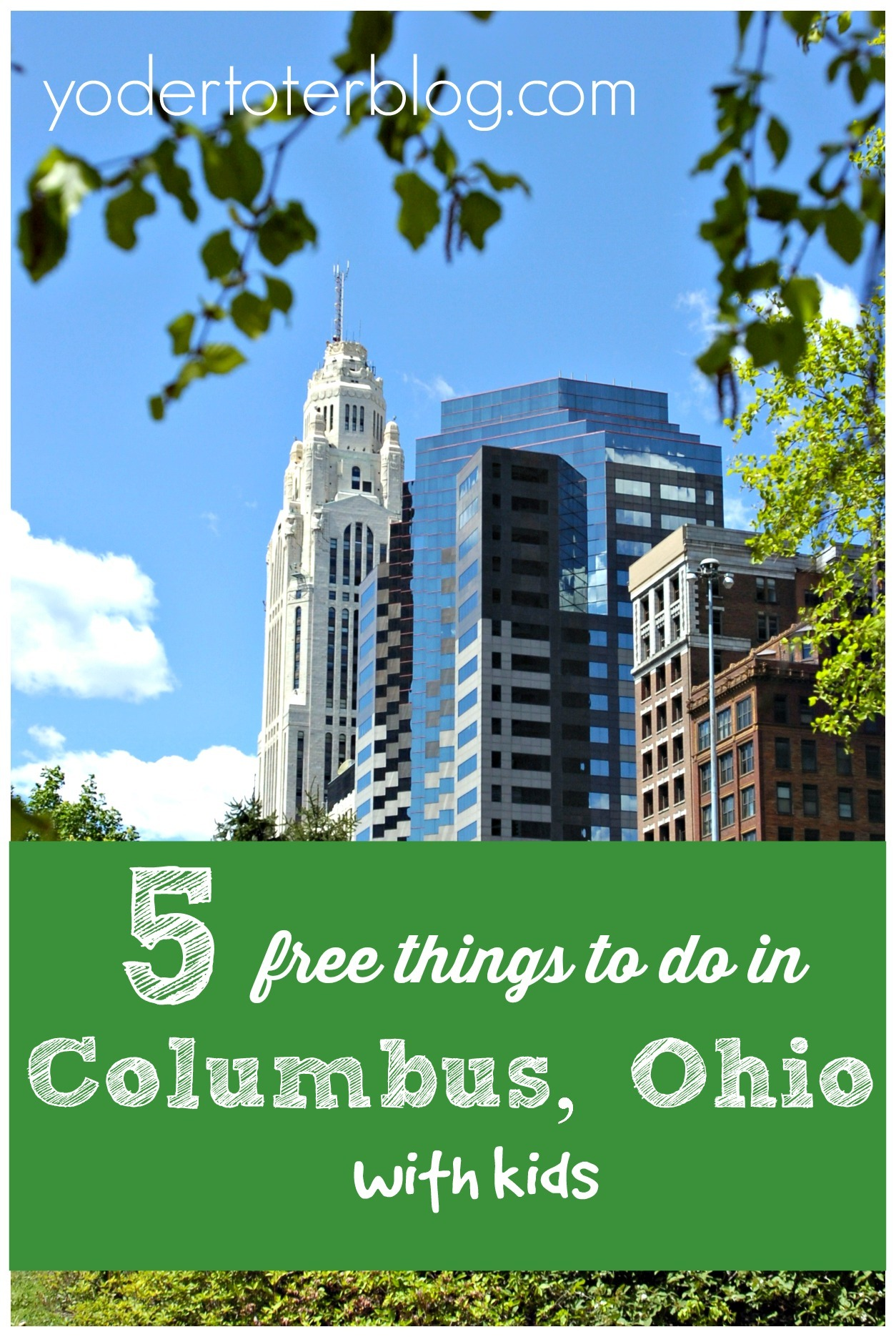 5 Free things to do in Columbus, Ohio with kids