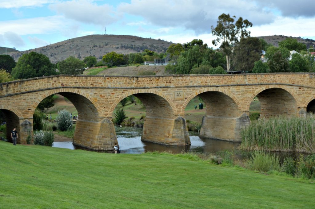 Richmond Bridge- Free excursions from Hobart