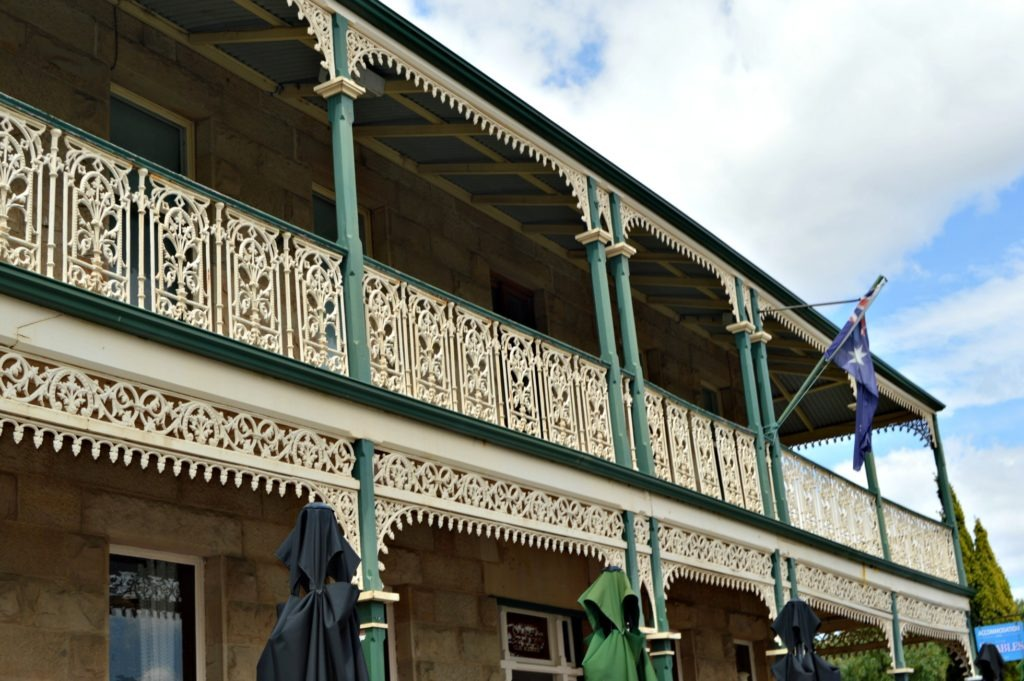 Free excursions from Hobart- Richmond
