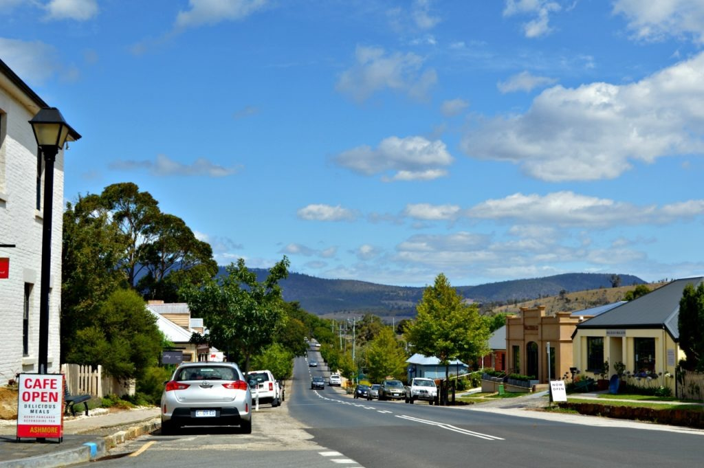 Free things to do around Hobart