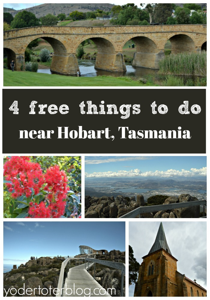 Free things to do around Hobart, Tasmania. Family-free and affordable daytrips near Hobart, Tasmania.