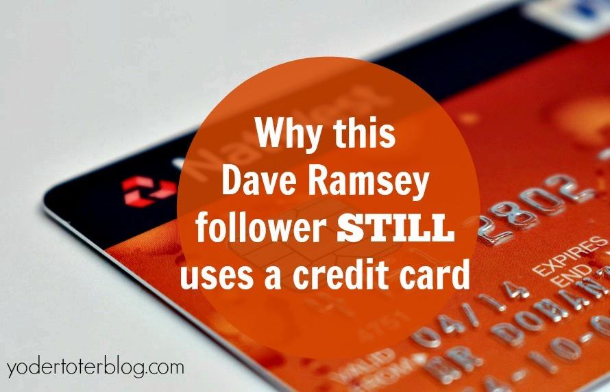 DR credit card