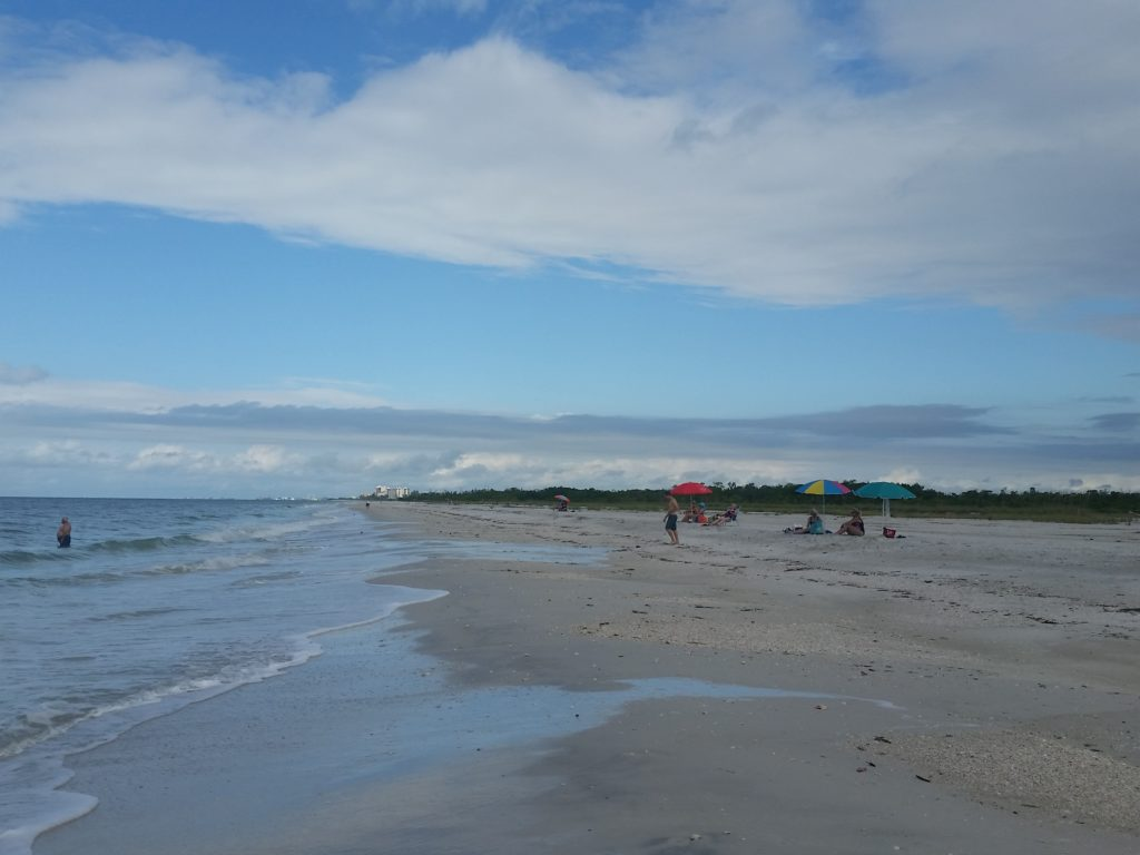 family, beaches near Fort Myers Florida, Sanibel Island - 4 great beaches near Fort Myers Florida