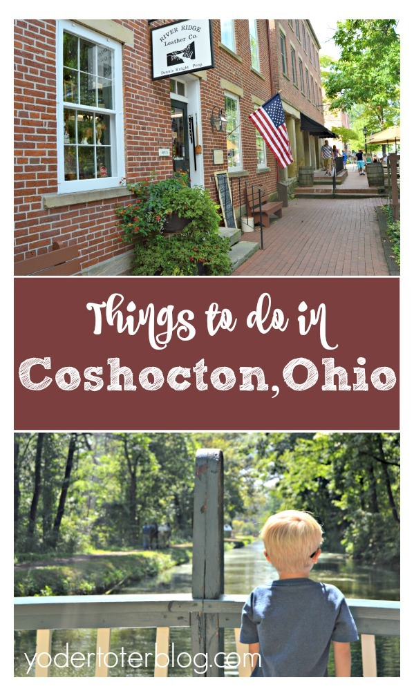 Things to do in Coshocton, Ohio - things to see in Coshocton with the family.
