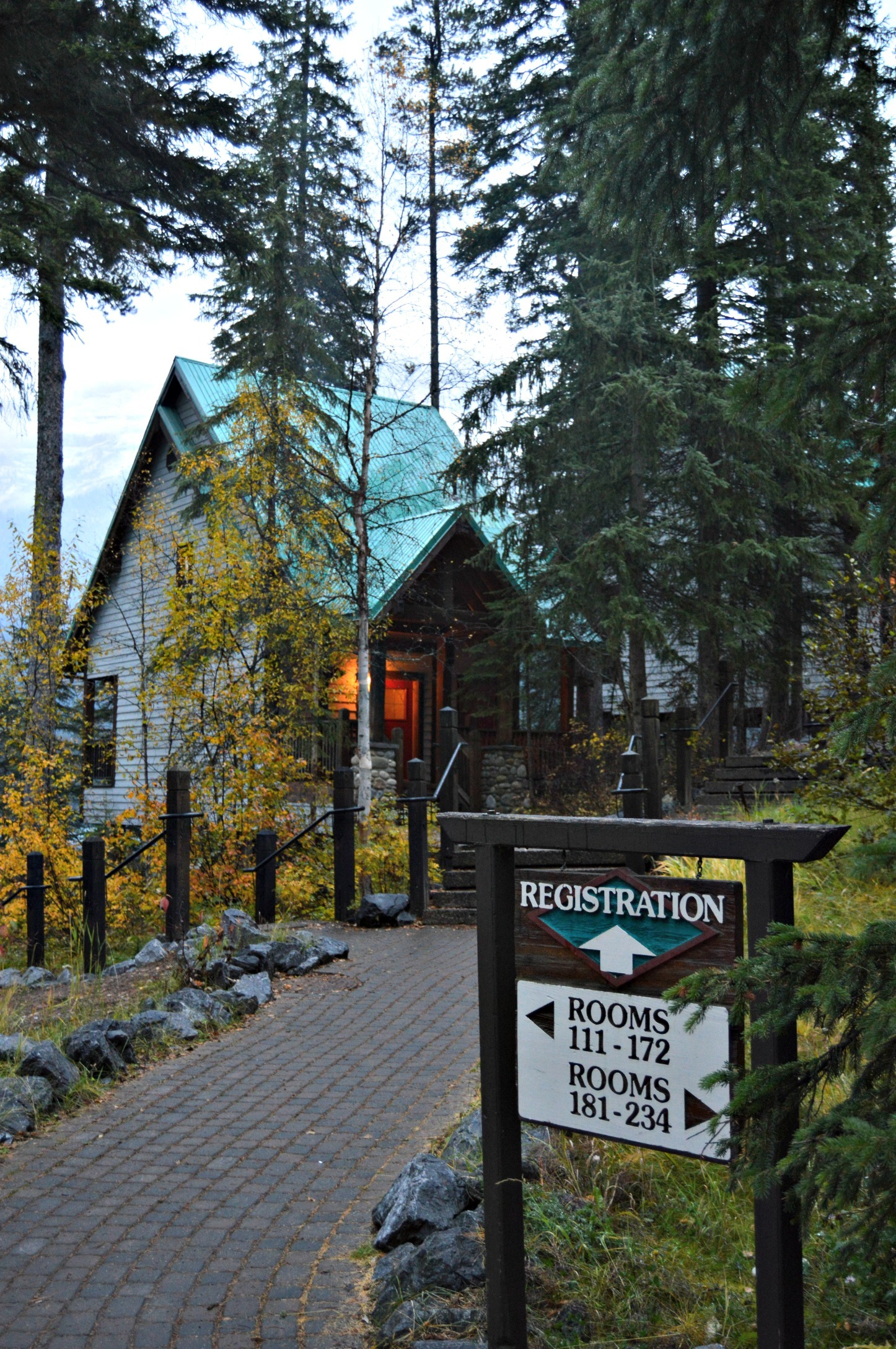 Emerald Lake Lodge- Romantic Getaway