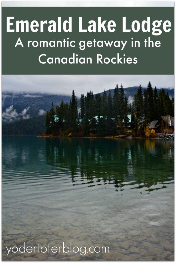 Emerald Lake Lodge- Romantic Getaway in the Canadian Rockies - hotel review