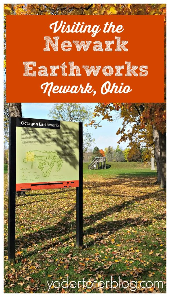 The Newark Earthworks in Newark, Ohio are ancient mounds built by the Hopewell culture. Learn more about Ohio's Native American history. Here are my tips for visiting with children, plus more information.