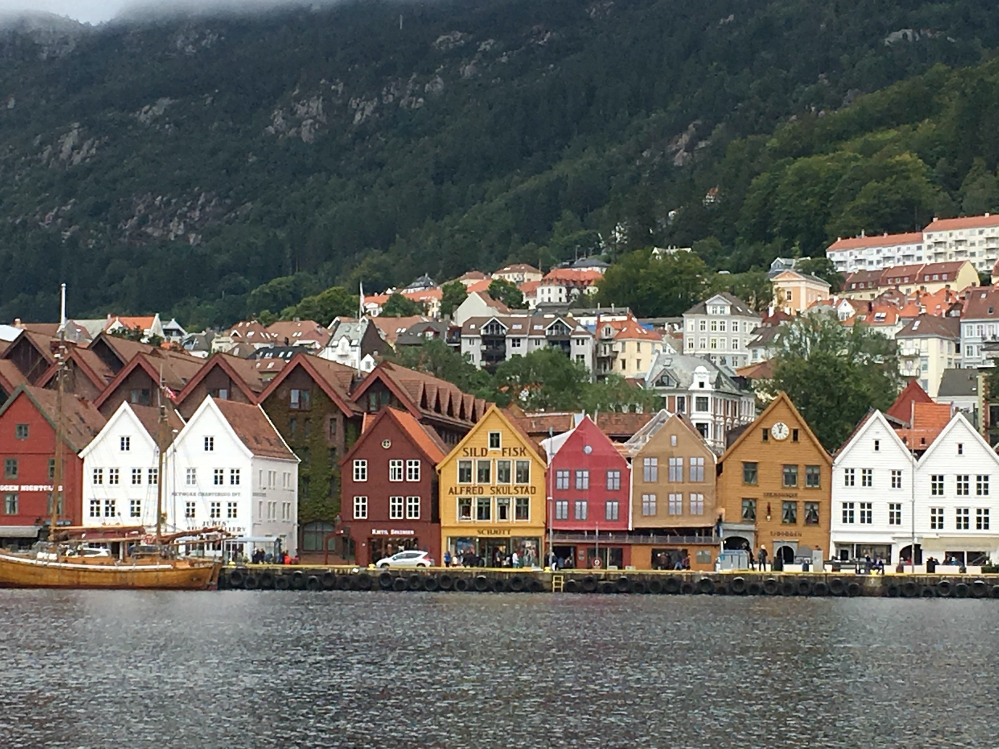 Cities to visit in Scandinavia
