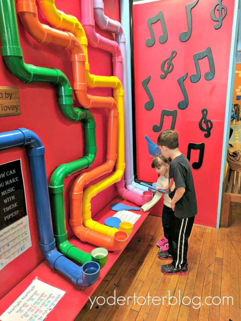 Little Buckeye Children's Museum - Mansfield, Ohio