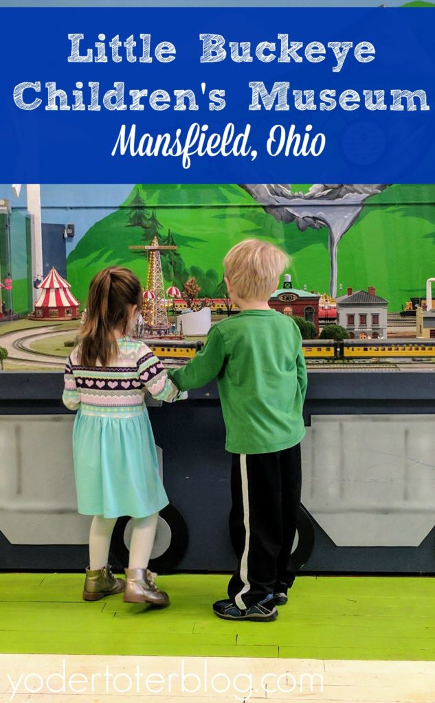 Little Buckeye Children's Museum in Mansfield, Ohio is great for young families. This Ohio Children's Museum is conveniently located in North Central Ohio.