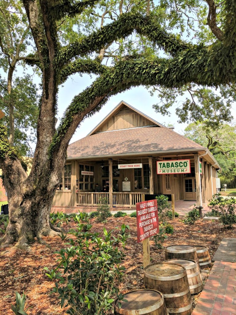 Visiting Avery Island- the home of TABASCO