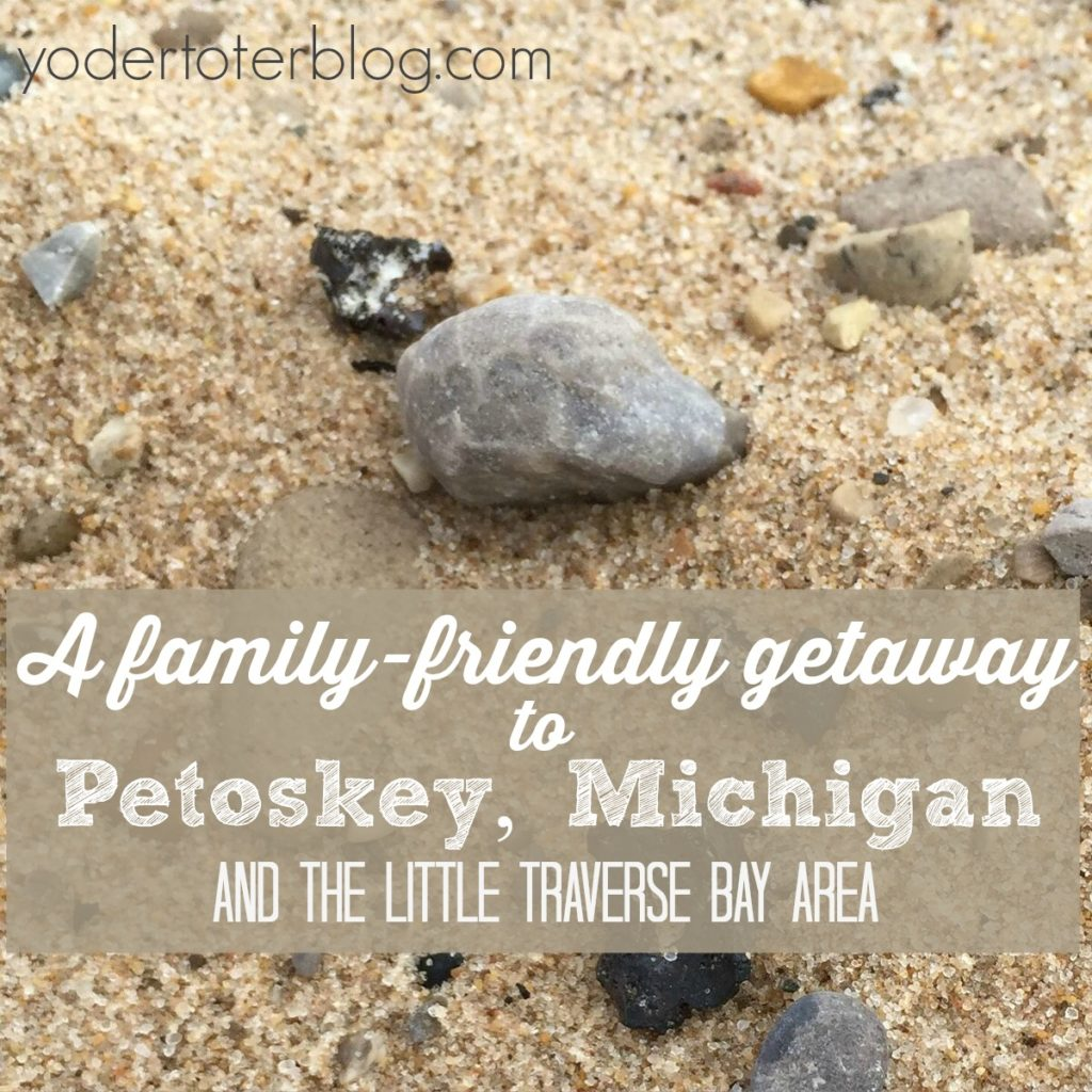 A family- friendly getaway to Petoskey, Michigan. Here is a list of things to do and attractions to see with kids.