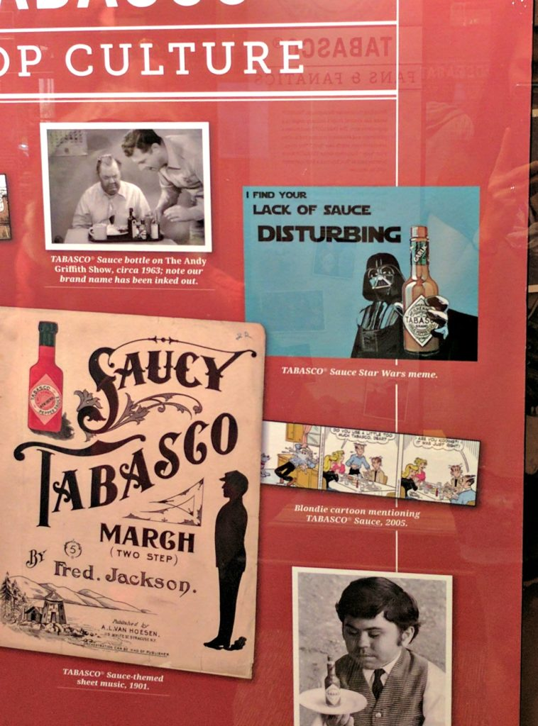 Avery Island, the home of TABASCO. Tour the museum and factory and find out how hot sauce was birthed in this tiny town in Louisiana.