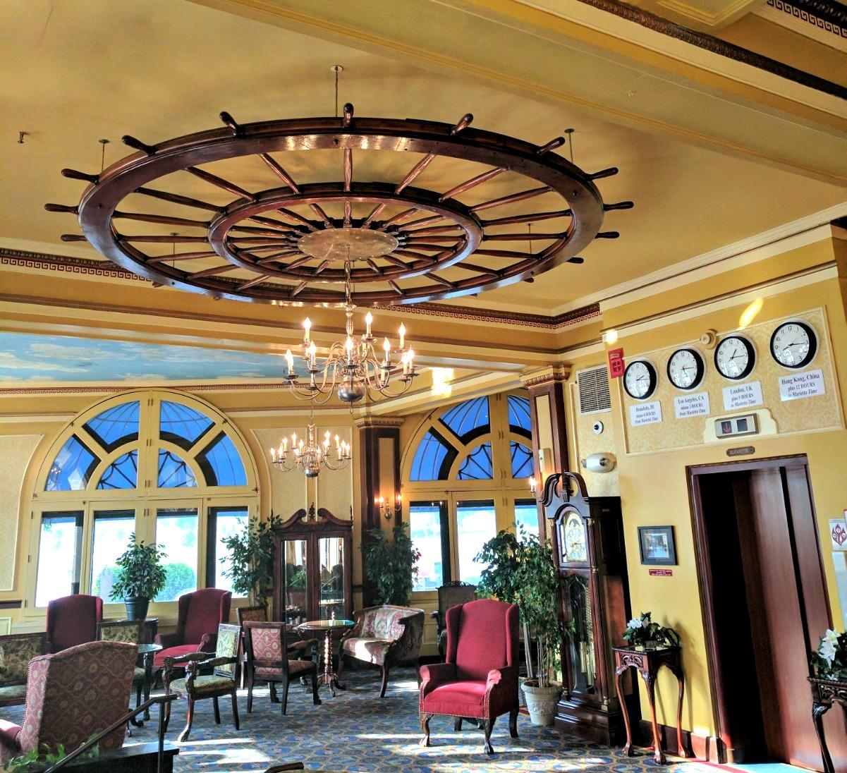 The Lafayette Hotel - Marietta, Ohio