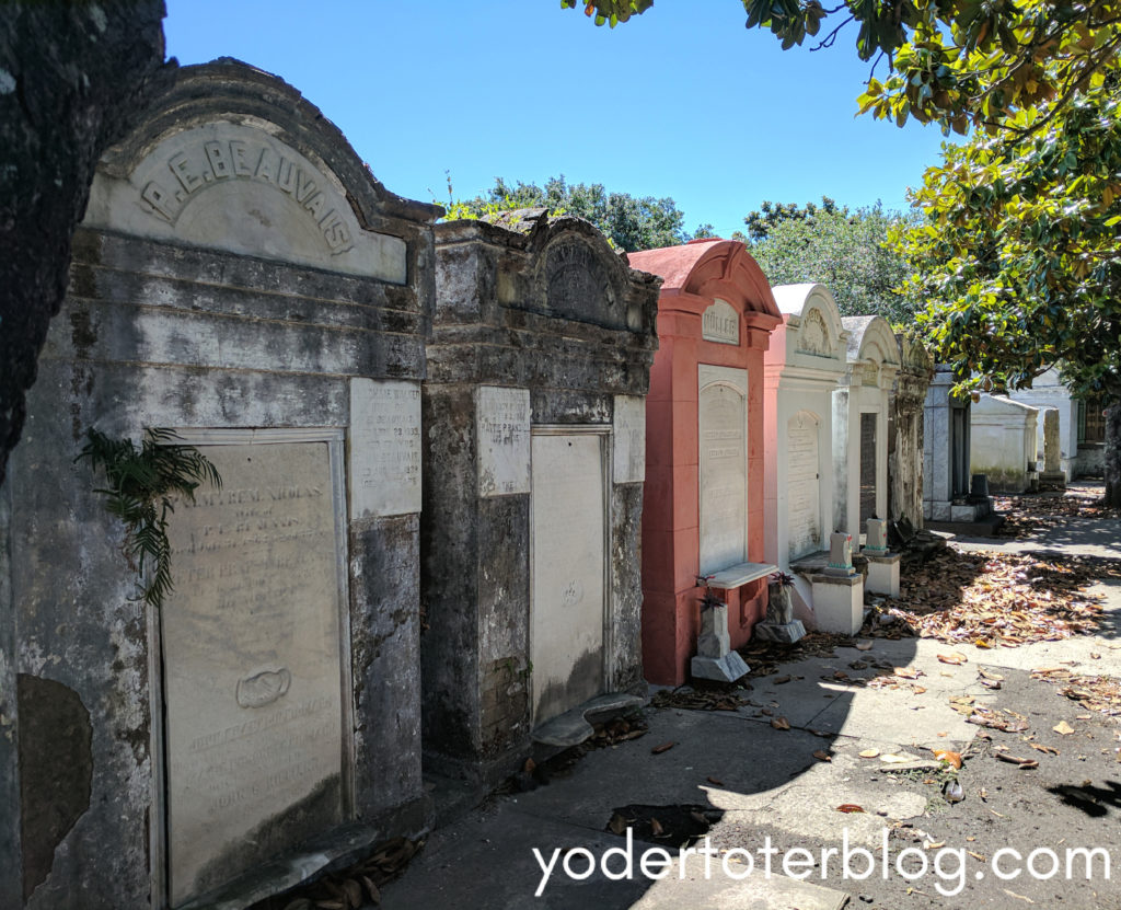 Lafayette Cemetery New Orleans- Touring Lafayette Cemetery and the Garden District of New Orleans, Louisiana