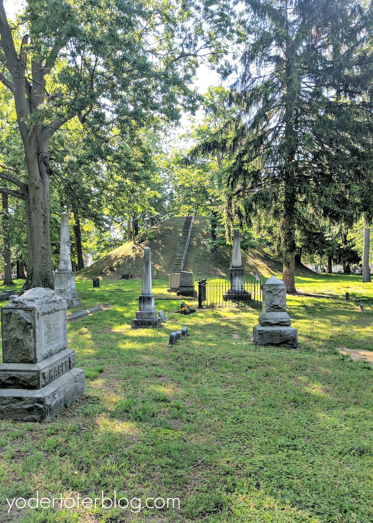 Mound Cemetery- Marietta, Ohio