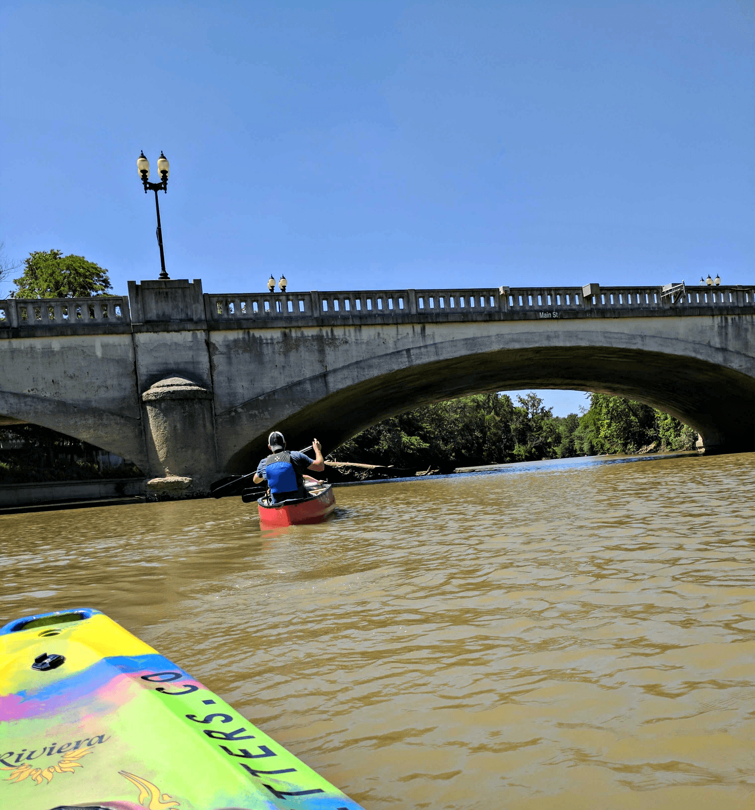 48 hours in Fort Wayne- paddling- Fort Wayne Outfitters