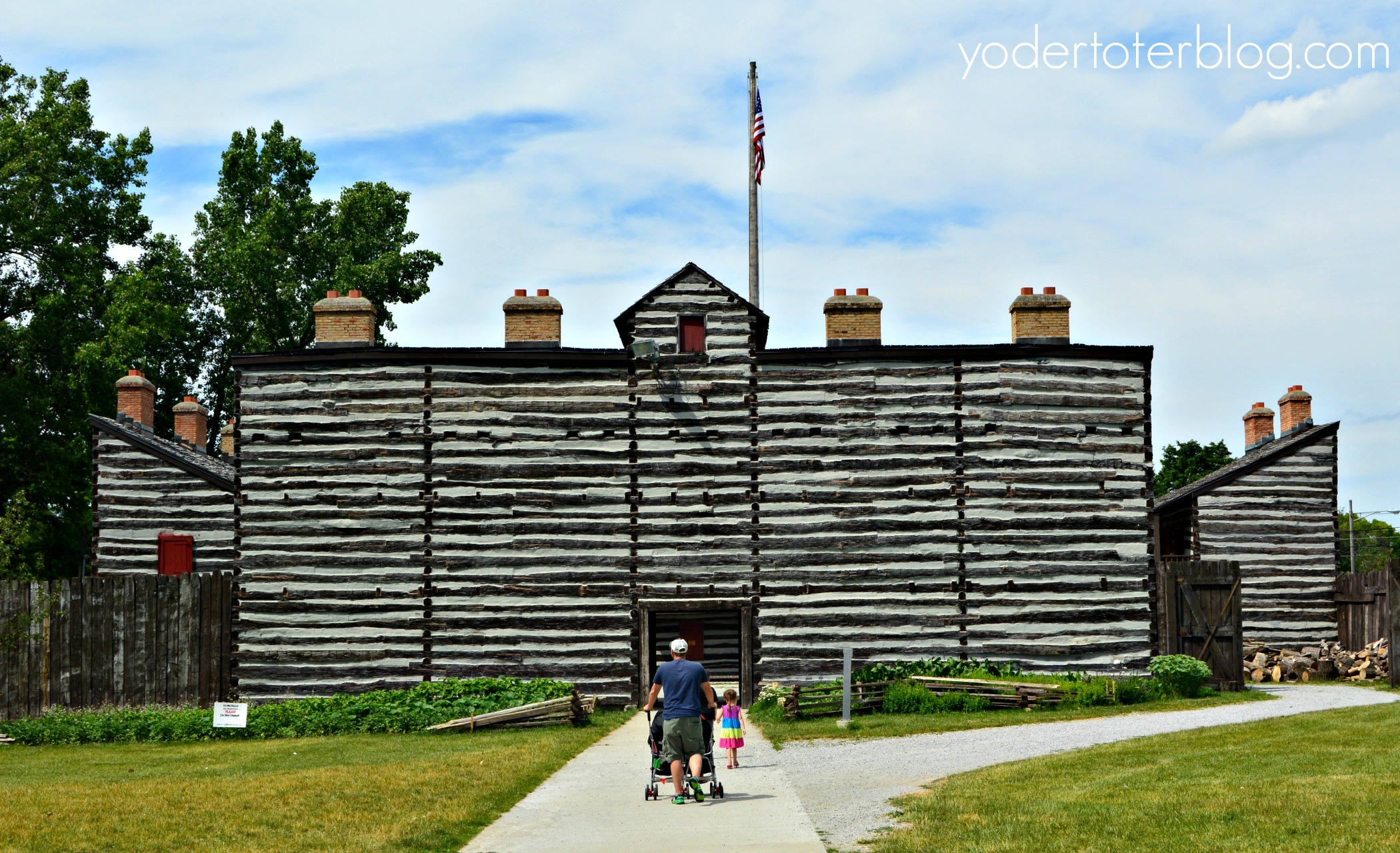 48 Hours in Fort Wayne- Historic Old Fort