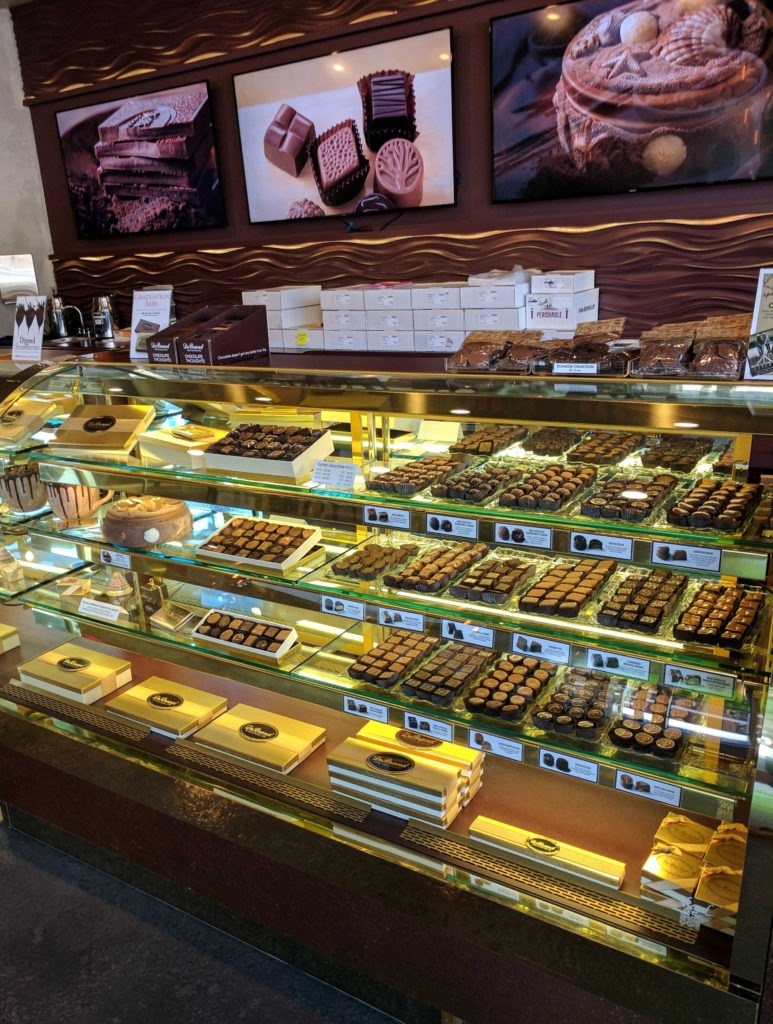 Best places for dessert, Fort Wayne, Indiana- DeBrand Chocolates is a Fort Wayne institution.