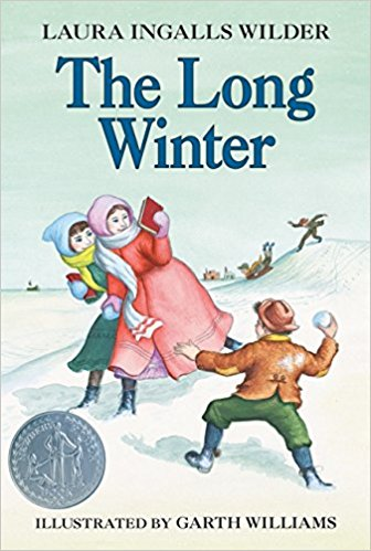 The Long Winter- homeschooling a second grader and kindergartner