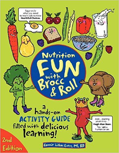 Nutrition Fun- Homeschooling a 2nd grader and Kindergartner