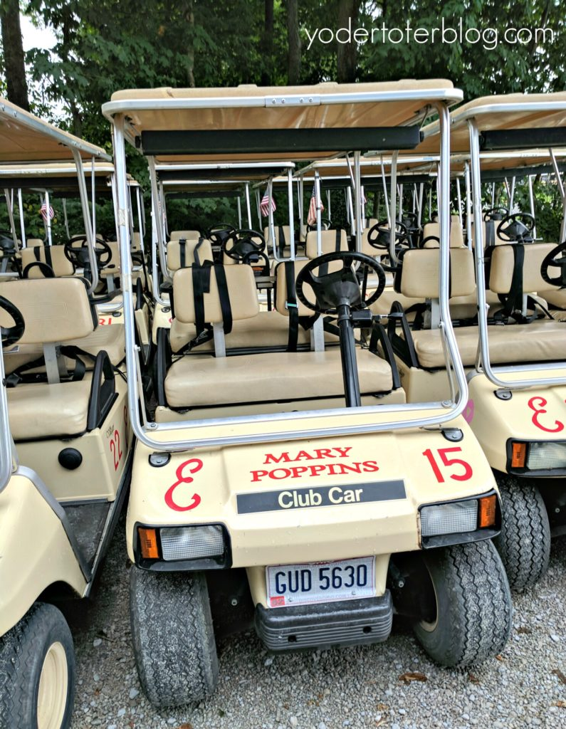 E's Golf Carts- a Family-fun day at Put-in-Bay, Ohio
