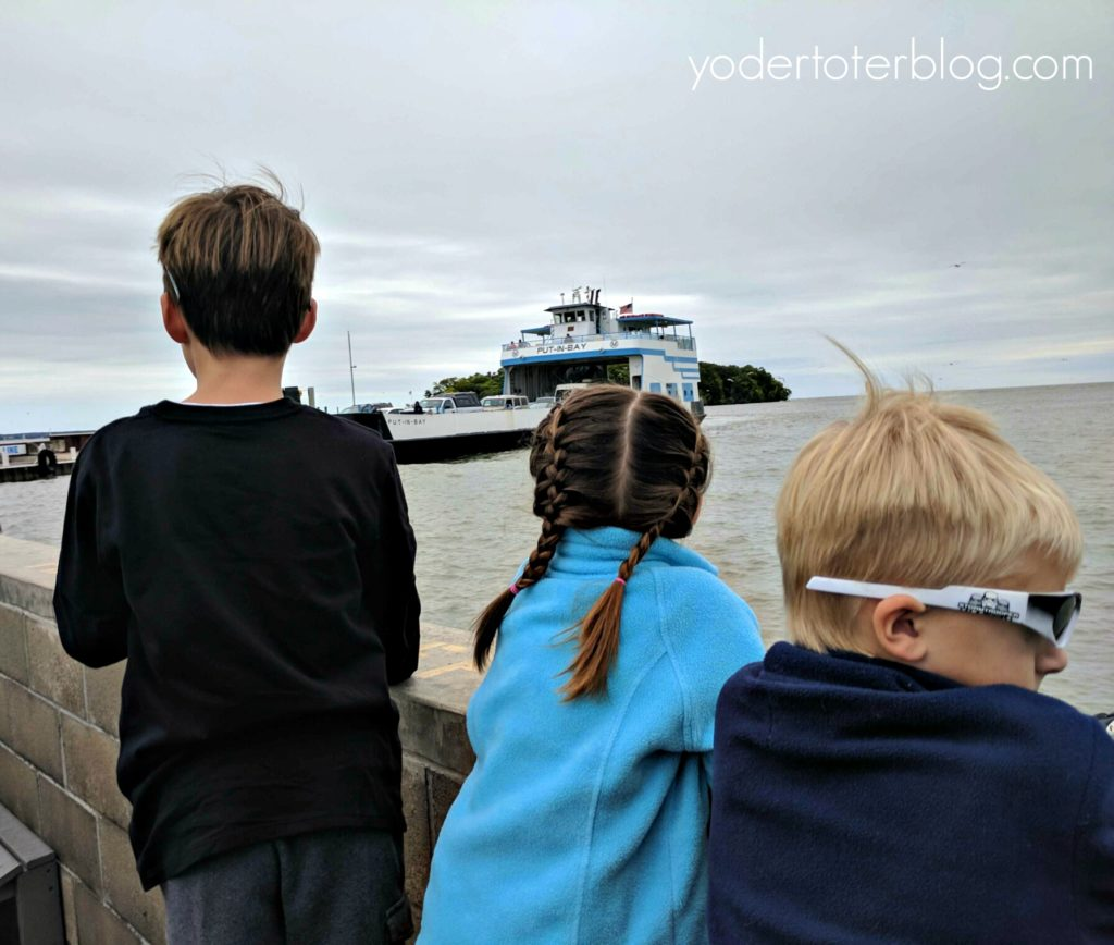 A family-fun day at Put-in-Bay, Ohio