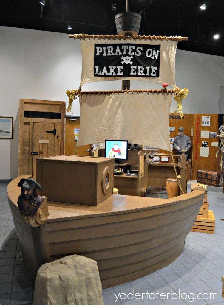 Things to do with kids in Sandusky, Ohio- Maritime Museum