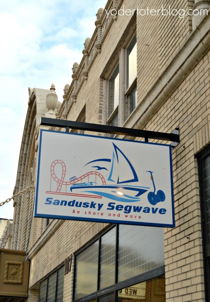 20 things to do in Sandusky in 2018- celebrate the Bicentennial with Sandusky Segwave