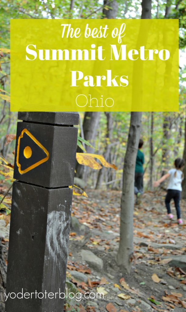 Summit Metro Parks- Northeast Ohio- Family-friendly hiking, history, and scenery.
