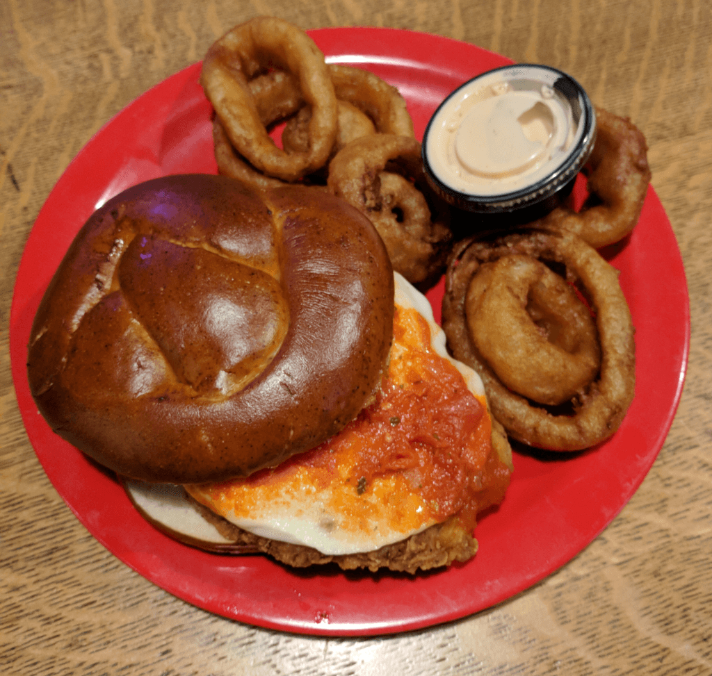 The best places to eat in Amish Country, Ohio - Bags pub is a local favorite in Millersburg.