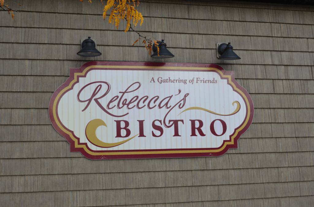 Best places to eat or restaurants in Amish Country, Ohio. Rebecca's Bistro in Walnut Creek is a local favorite.